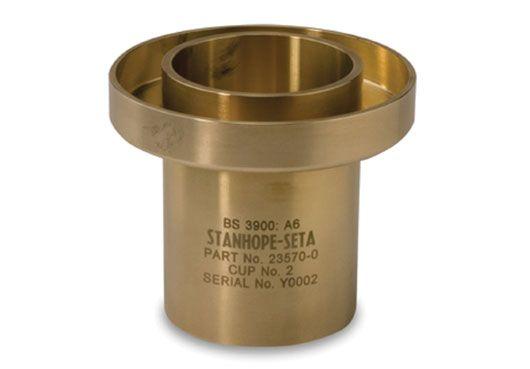 BS 3900-A6 Cup Kalibrasyonu